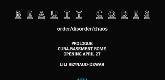 Beauty Codes (order/disorder/chaos)