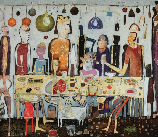 Contemporary Art in Contemporary Food