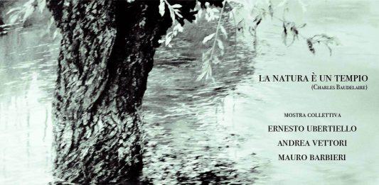 Ernesto Ubertiello / Andrea Vettori / Mauro Barbieri – La Natura è un Tempio