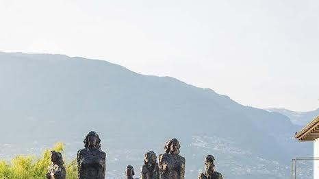 G'15 Mostra di sculture all'aperto: Ivo Soldini