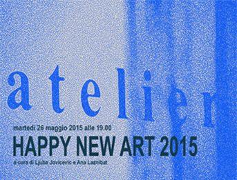 Happy New Art 2015