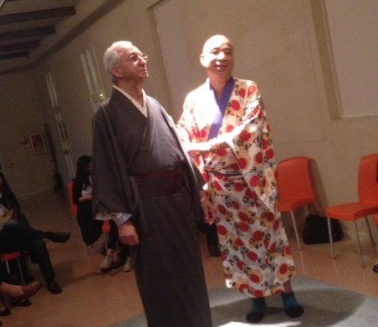 I kimono di Nobuaki Tomita