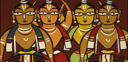 Jamini Roy. Dalla Tradizione alla  Modernità. La Collezione Kumar