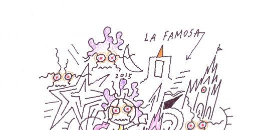 La famosa invasione degli artisti a Milano