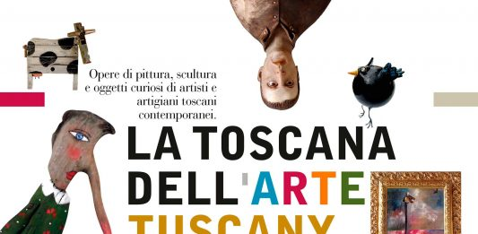 La Toscana dell'Arte.  Tuscany of Art
