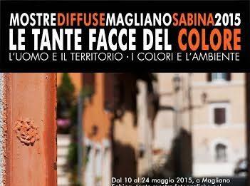Le Tante Facce del Colore – L'uomo e il territorio, i colori e l'ambiente
