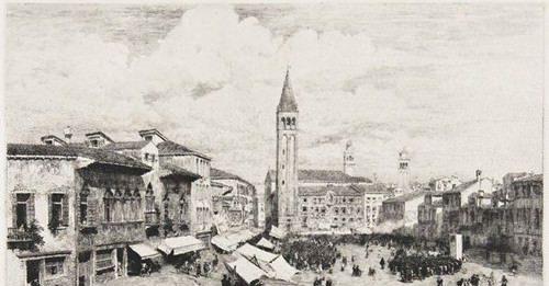 Nero su Bianco. 100 anni di incisione a Venezia