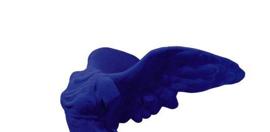 Yves Klein – Nel blu (han) dipinto di blu