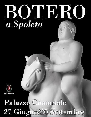 Botero a Spoleto
