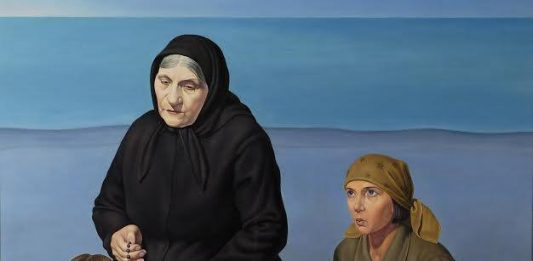 Cagnaccio di  San Pietro / Gianfranco Ferroni – Preghiera laica