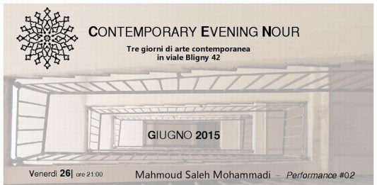 Contemporary Evening Nour #2 – giugno 2015