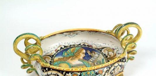 Grand Tour. Alla scoperta della Ceramica classica italiana