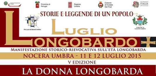 Luglio Longobardo 2015