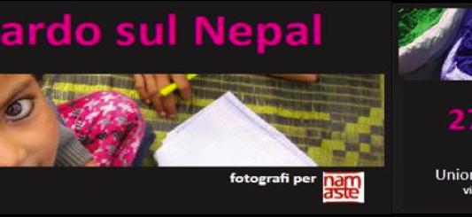 Namaste. Fotografi per il Nepal