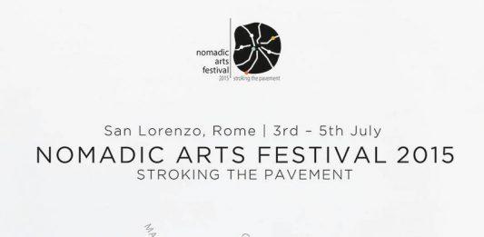 Nomadic Arts Festival 2015   Stroking the Pavement