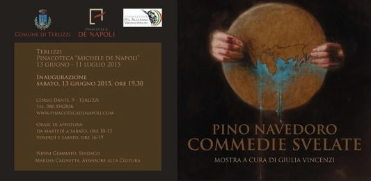 Pino Navedoro – Commedie svelate