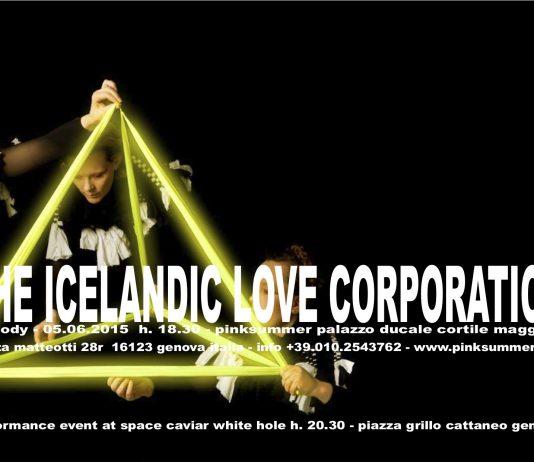 The Icelandic Love Corporation – Embody