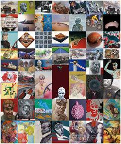 Artisti per Nuvolari. Terza rassegna 2015