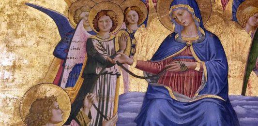 Benozzo Gozzoli – La Madonna della Cintola