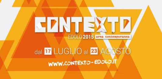 Contexto area contemporanea Edolo 2015