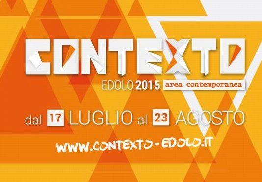 Contexto area contemporanea Edolo 2015