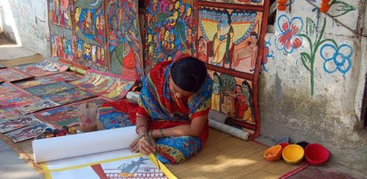 Dipinti cantati. Le Singing Women della tradizione indiana