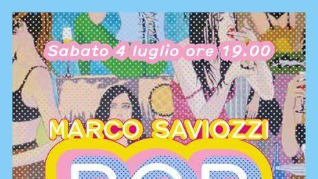 Marco Saviozzi – Pop Up