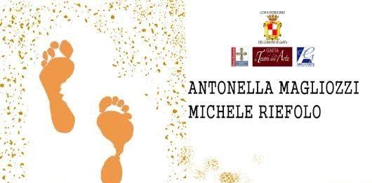 Antonella Magliozzi / Michele Riefolo – Passi nel Contemporaneo