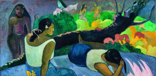 Gauguin, racconti dal paradiso