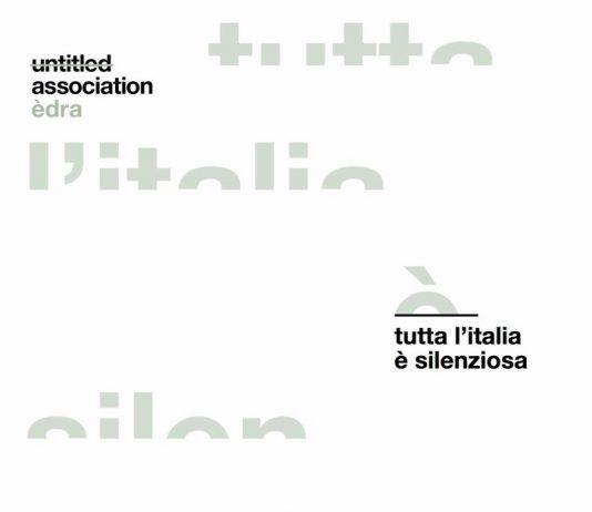 Èdra. Tutta l'Italia è silenziosa