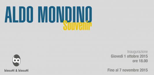 Aldo Mondino – Souvenir