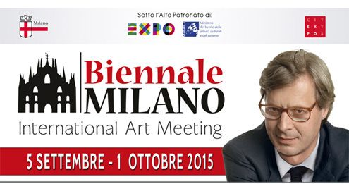Biennale Milano. International Art Meeting