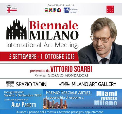 Biennale Milano. International Art Meeting