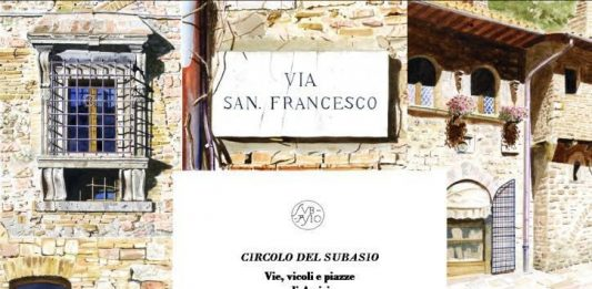 Claudio Fronza – Via San Francesco