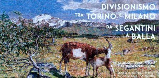 Divisionismo tra Torino e Milano. Da Segantini a Balla