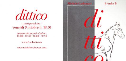 Fuori Posto 3: Franko B / Michele Carbonari – Dittico