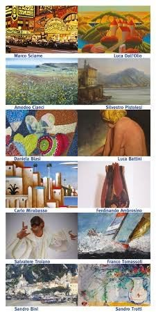 Italian Art Exhibition