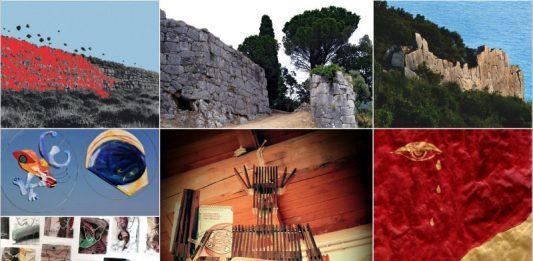 OdisSea Contemporanea 2015 – …Dalle Mura Ciclopiche di Norba e dall'Abbazia di Valvisciolo alle Mura Ciclopiche di San Felice Circeo