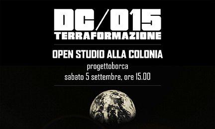 Open Studio con Progettoborca+Suoni dalla Gabbia dell'Orso