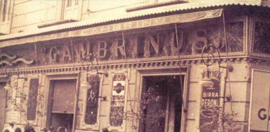 Al centro della città – un caffè tra passato e futuro