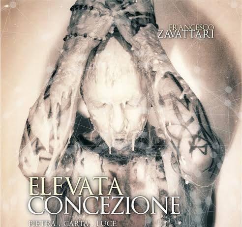 Francesco Zavattari – Elevata Concezione. Pietra. Carta. Luce
