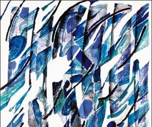 Ignazio Moncada – Pittura: aniconica passione mediterranea