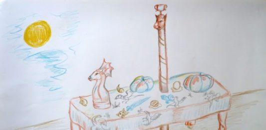 L'Albero della cuccagna. Nutrimenti dell'arte: Maurizio Elettrico – Cibum deorum