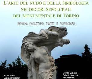 L'arte del nudo e della simbologia nei decori sepolcrali del Monumentale di Torino