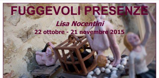 Lisa Nocentini – Fuggevoli presenze