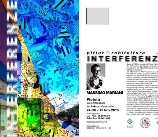 Massimo Mariani – Interferenze