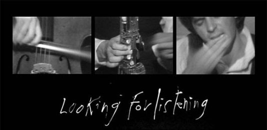Michele Sambin – Looking for Listening, 1977-2015