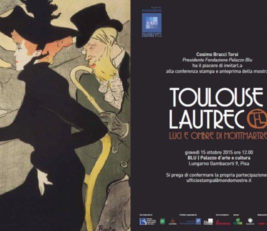 Toulouse-Lautrec – Luci e ombre di Montmartre