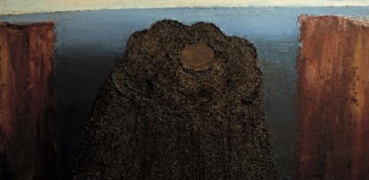 William Congdon – Vola alta, pittura