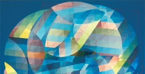 Attilio Taverna – Math/Art, doppia vita della luce